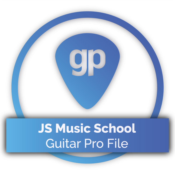 JS Music School - Guitar Pro File