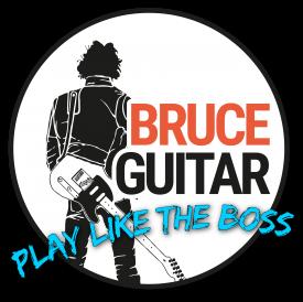 Bruce Springsteen Guitar - Play like The boss
